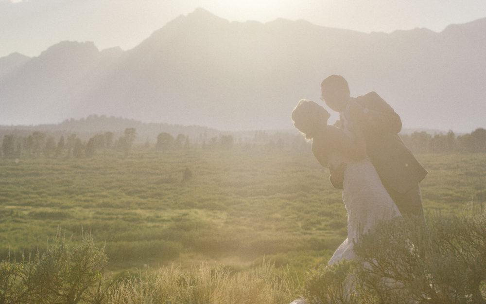 Jackson Lake Lodge Wedding in Jackson Wyoming