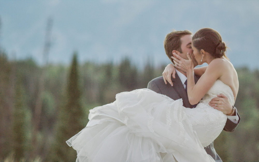 Lost Creek Ranch Wedding in Jackson Hole, Wyoming